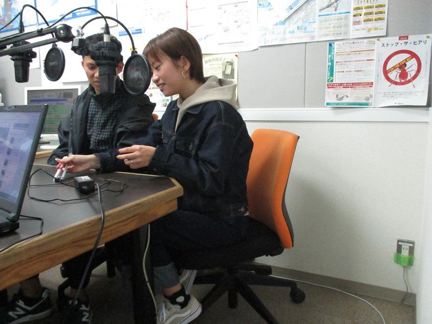 3月26日(木)にラジオ出演しました。