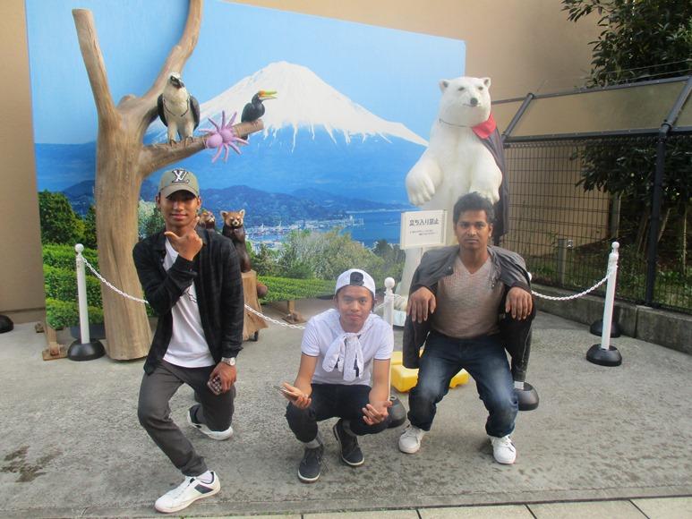 10月30日(水)日本平動物園へ行ってきました!